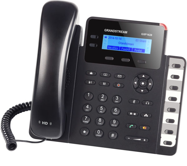 Grandstream GXP1628 IP Desk Phone