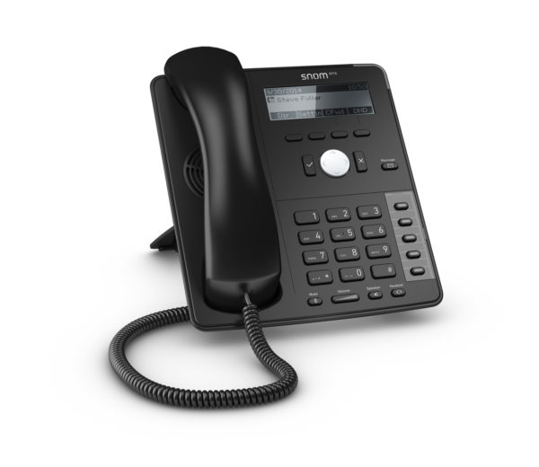 Snom d715 Desk Phone
