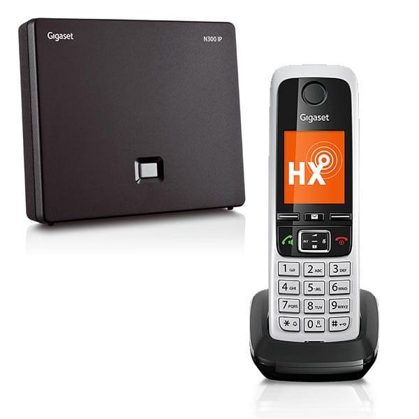 N300IP Base & C430HX DECT Bundle One Handset