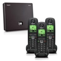 N300IP and A540H handset bundle three handset
